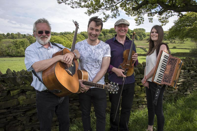 Tom McConville Band - workshops & concert