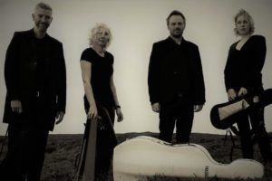 Nov 7 - The Frankland String Quartet
