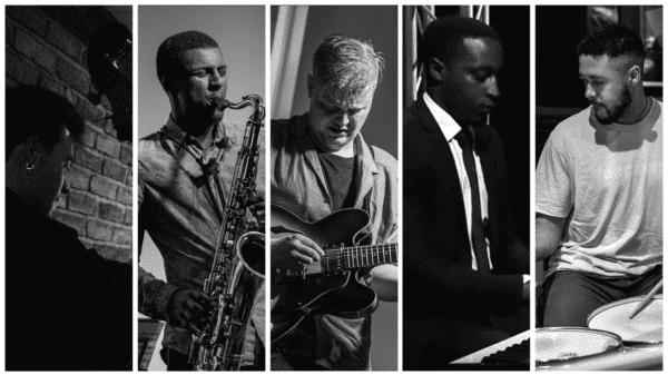 Francis Tulip Quintet featuring Xhosa Cole