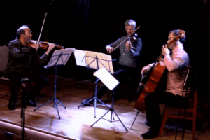 Bradley Creswick presents: Beethoven String Trios 27/9/20