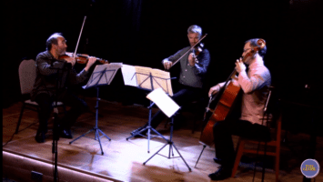 Bradley Creswick presents: Beethoven String Trios 27/9/20
