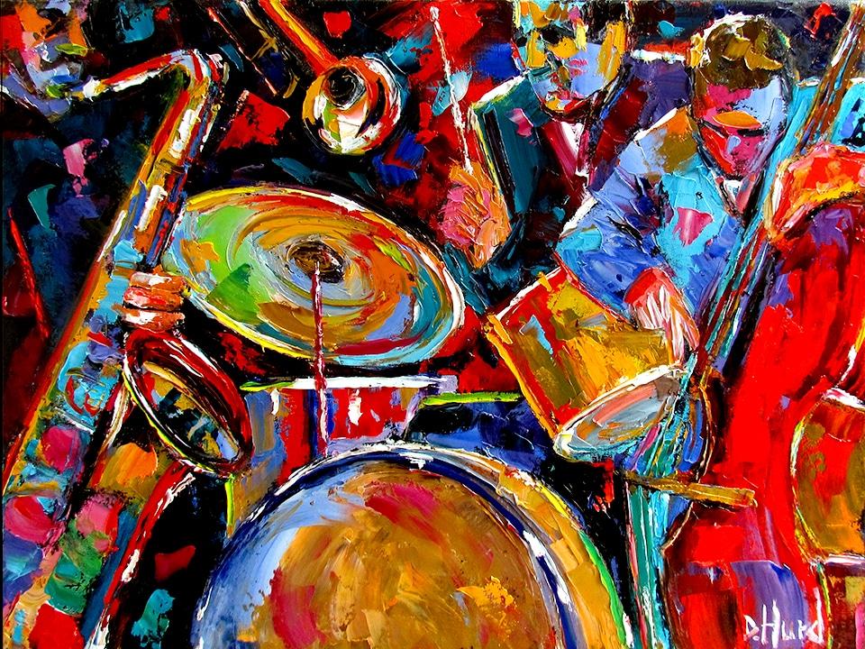 Play Jazz! workshop - July