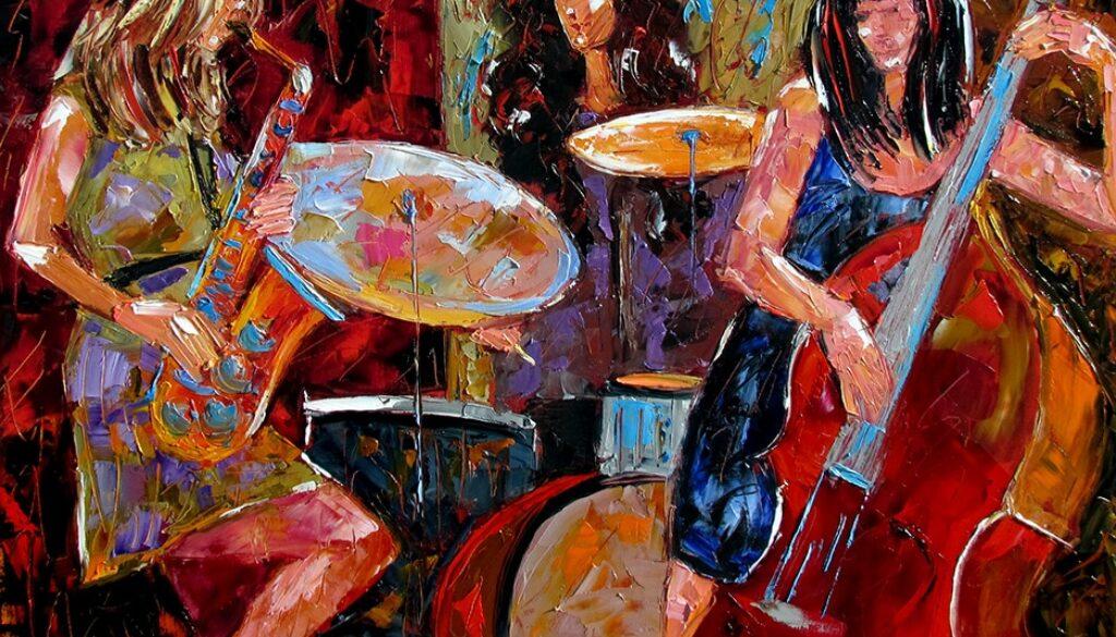 women-play-jazz