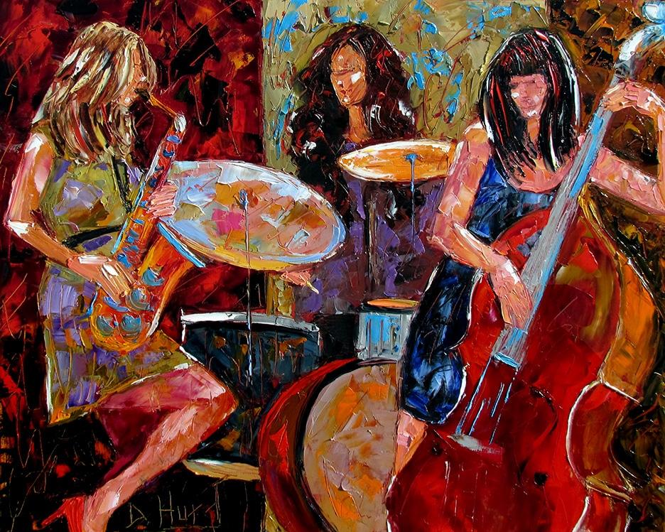 Women Play Jazz! workshop