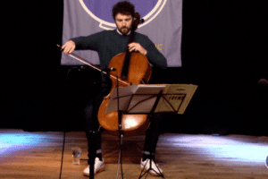 Steffan Morris (solo cello) 07/02/21