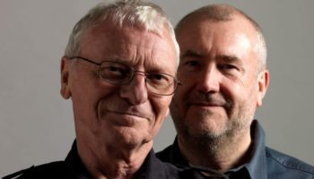 Billy Mitchell & Bob Fox-wide
