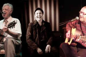 Martin Stephenson, Nev Clay & Shippy