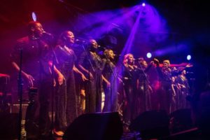 Groovetrain and Friends live at the Sage, Gateshead