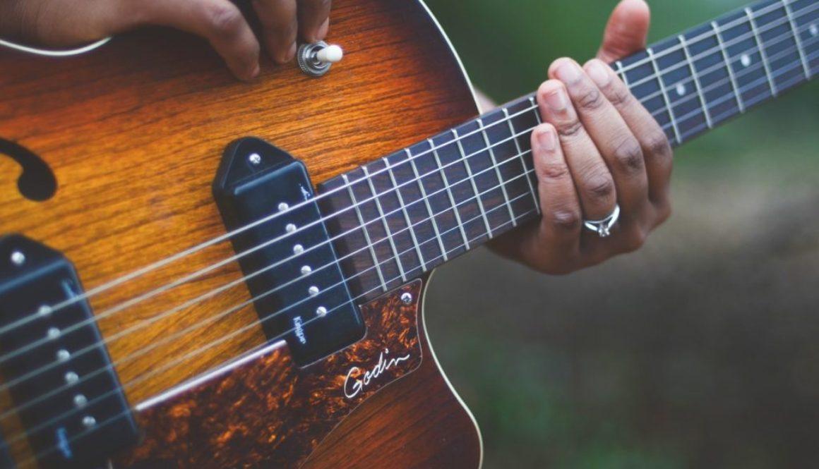 Improver Jazz Guitar