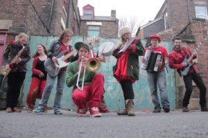 Dec 18 - Backyard Rhythm Orchestra