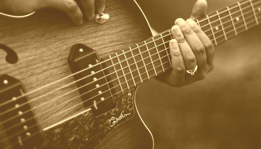 Beginner Jazz Guitar