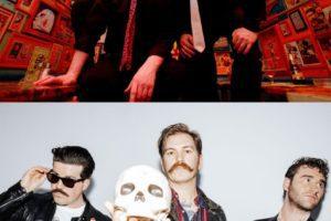 Dec 11 - Los Coyote Men + X-Ray Cat Trio
