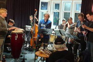 Take It To The Bridge - Jazz Jam Session